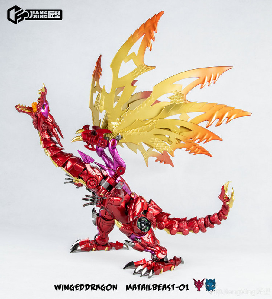 JiangXing - JX Metal Beast - Winged Dragon