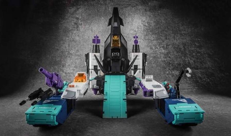 Fans Hobby - Master Builder MB-08 Double Evil (Reissue)