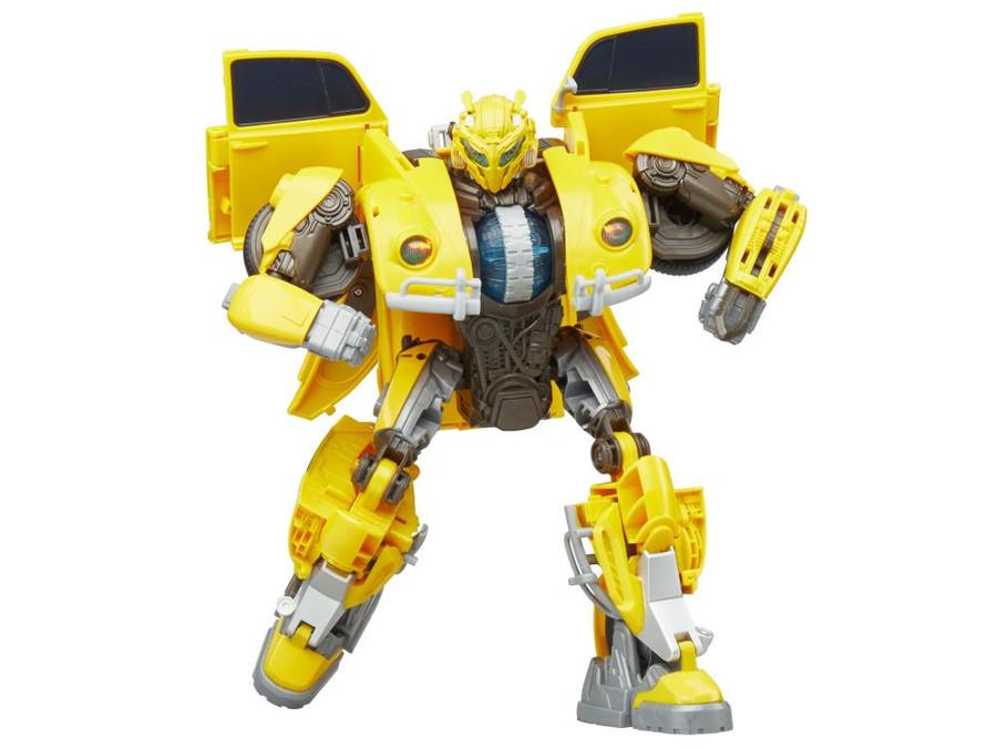 Takara - Bumblebee Movie: Power Charge Bumblebee