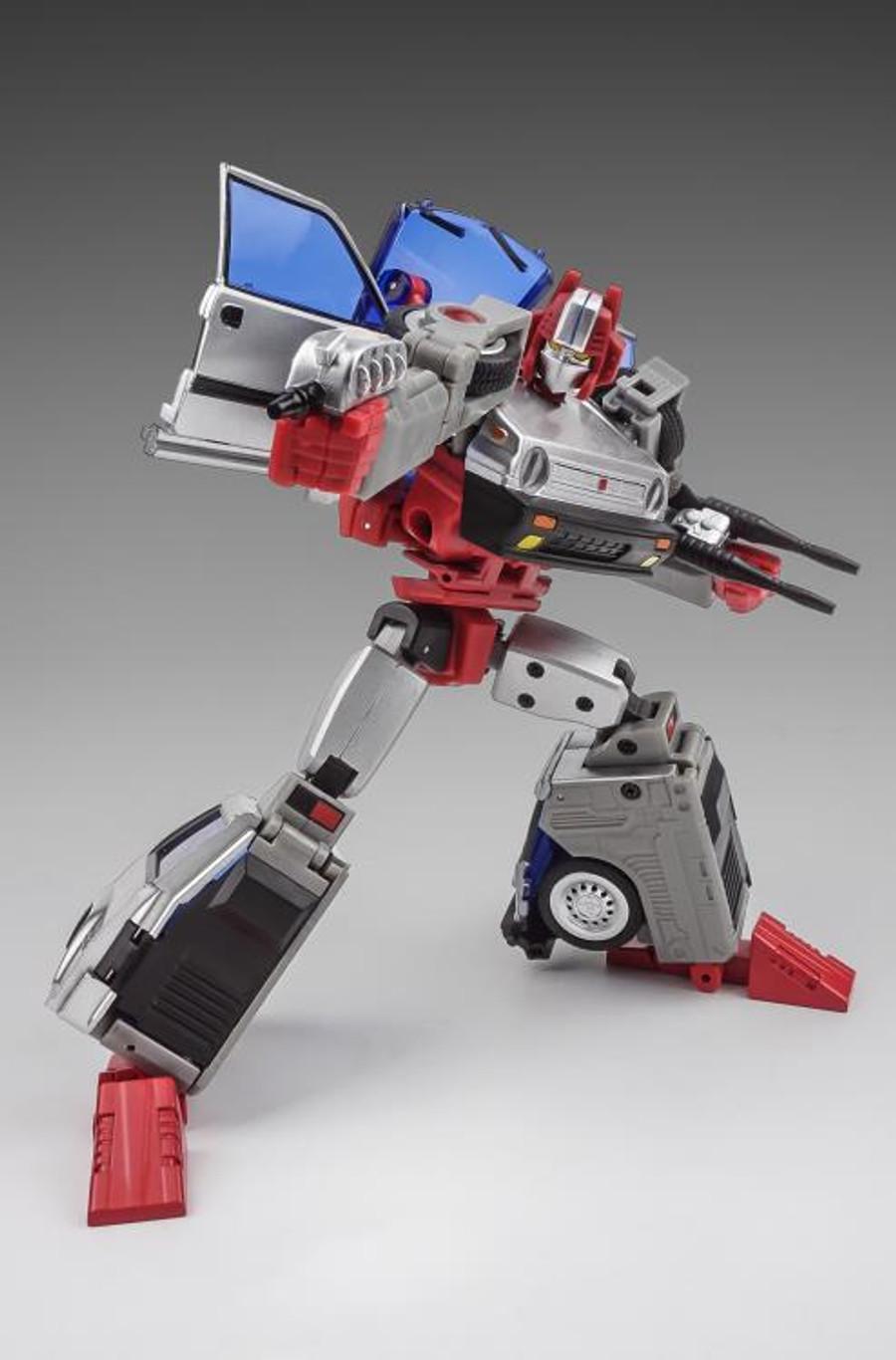 X-Transbots - MX-XVIIH Herald