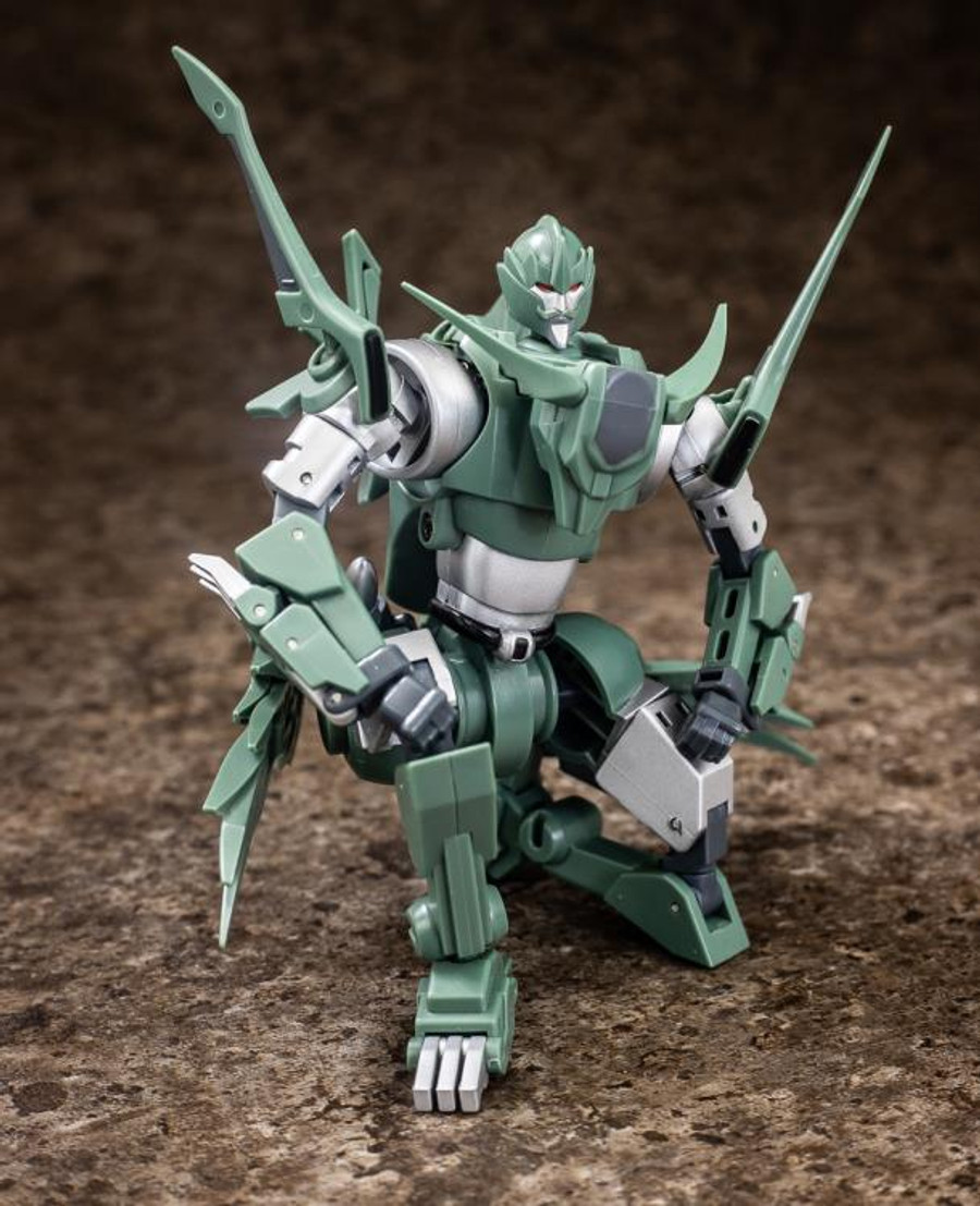 Mastermind Creations - Reformatted R-38 Foxwire & Ni Two-Pack (Reissue)