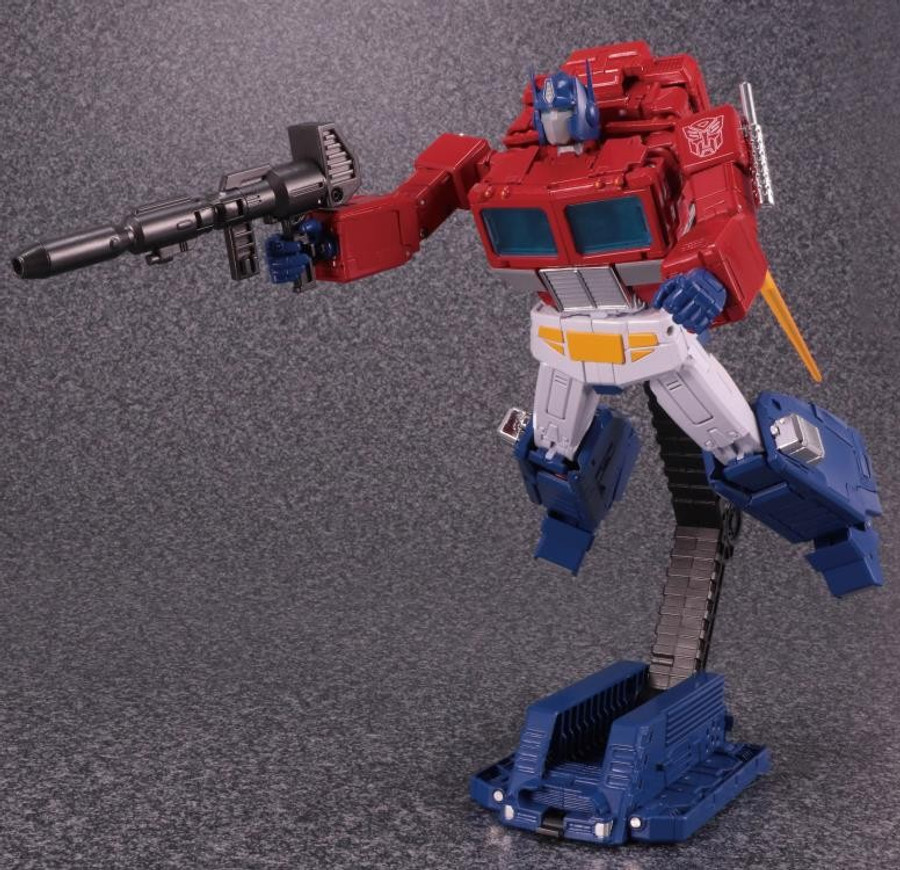MP-44 Masterpiece Convoy 3.0