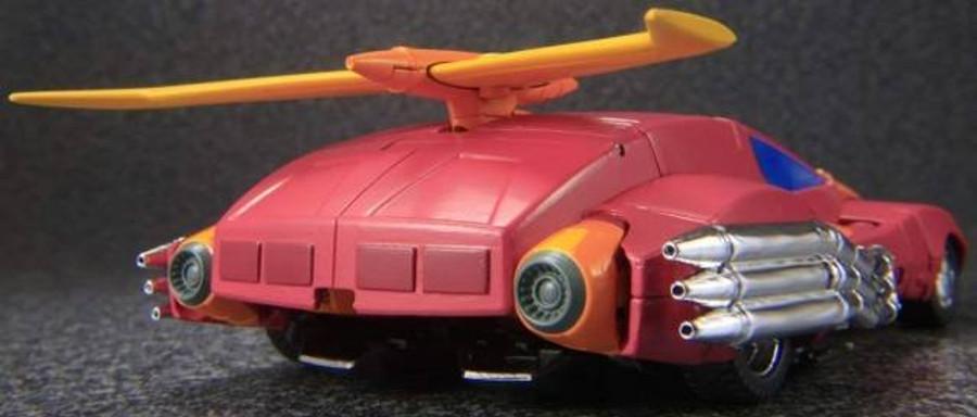 MP-09 Masterpiece Rodimus Prime