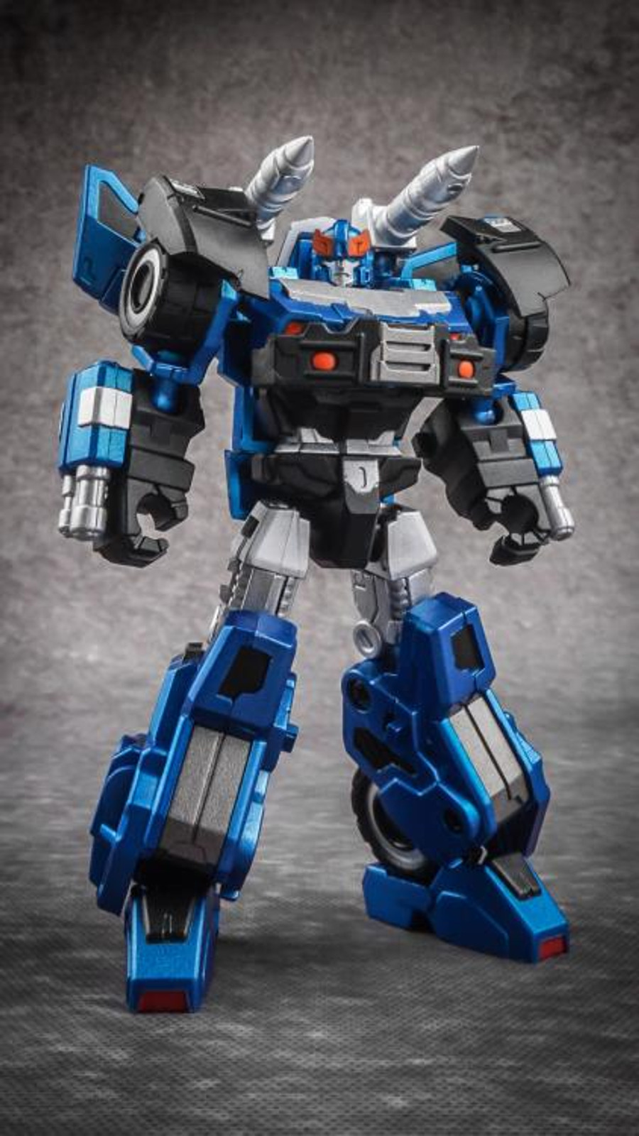 Iron Factory - IFEX12G Blue Flash