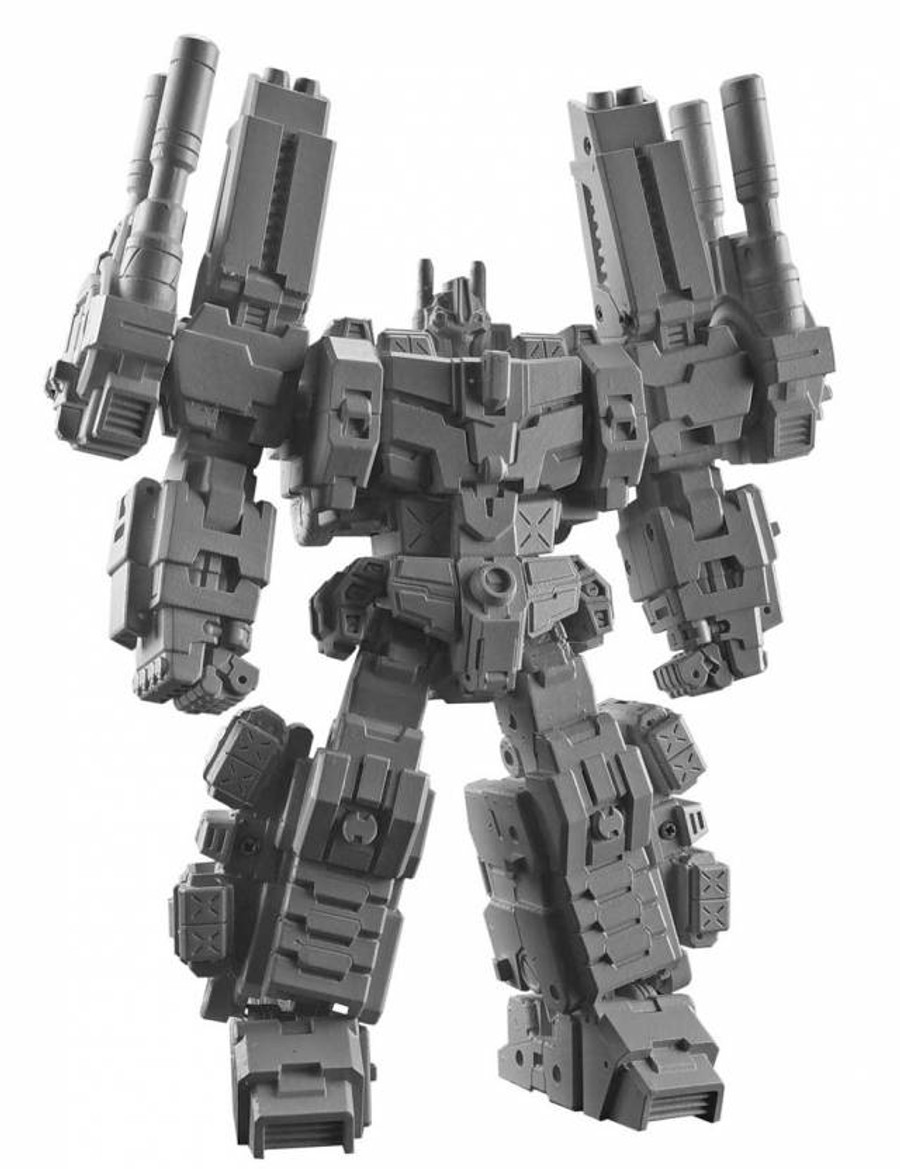 Iron Factory - IFEX44 City Commander Final Battle Armor