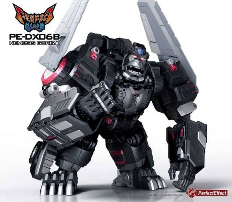 Perfect Effect - PE-DX06B Nemesis Gorira