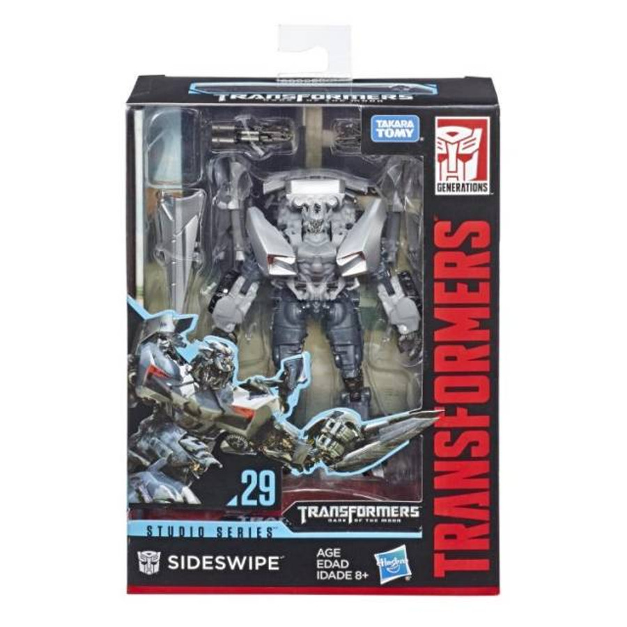 Transformers Generations Studio Series - Deluxe Sideswipe