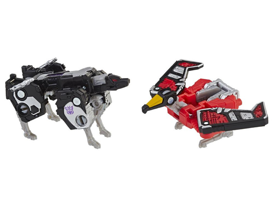 Transformers Generations Siege - Micromasters Wave 2 - Set of 2