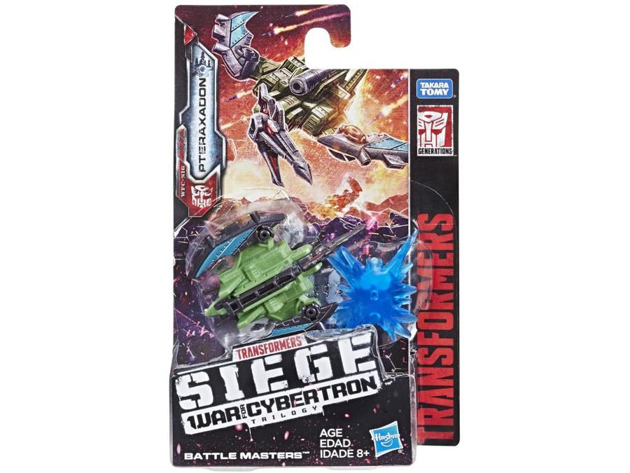 Transformers Generations Siege - Battlemasters Wave 2 - Set of 2