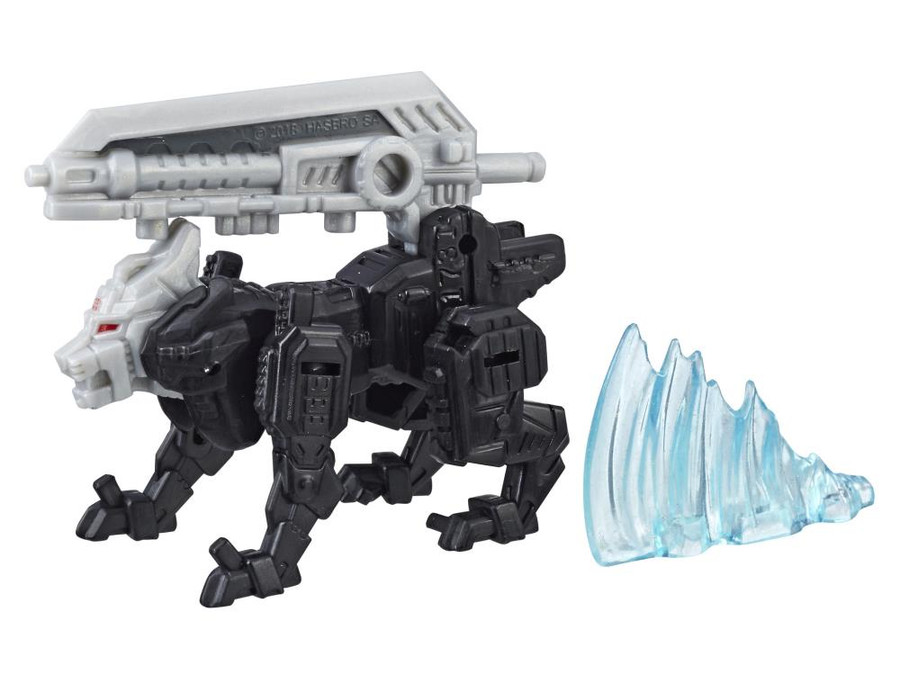 Transformers Generations Siege - Battlemasters Lionizer