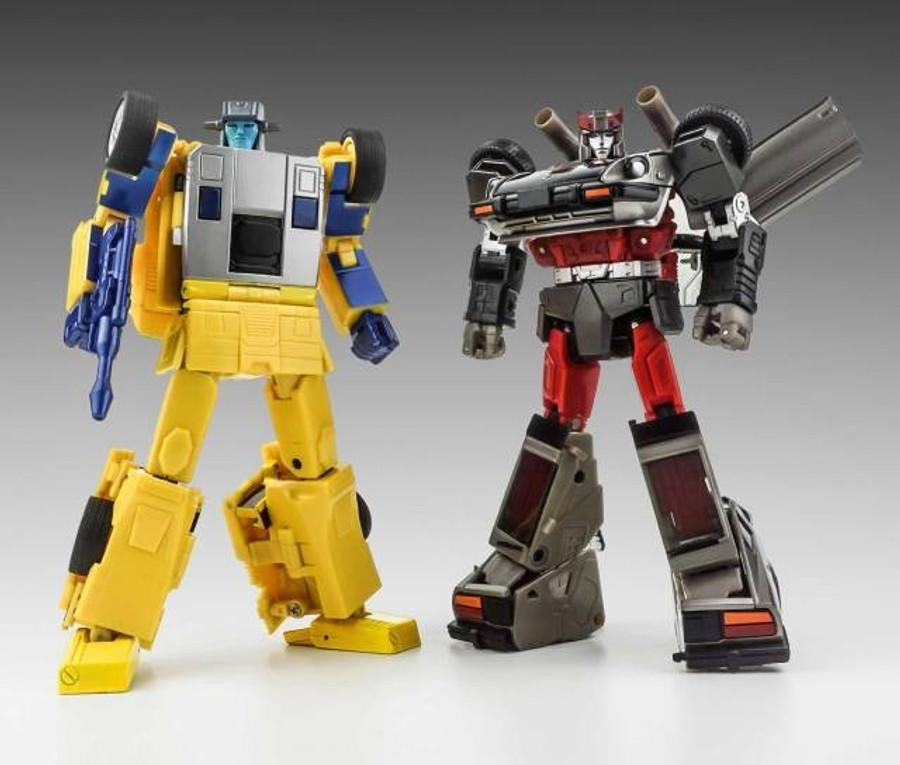 X-Transbots - MX-XIV G2 Flipout