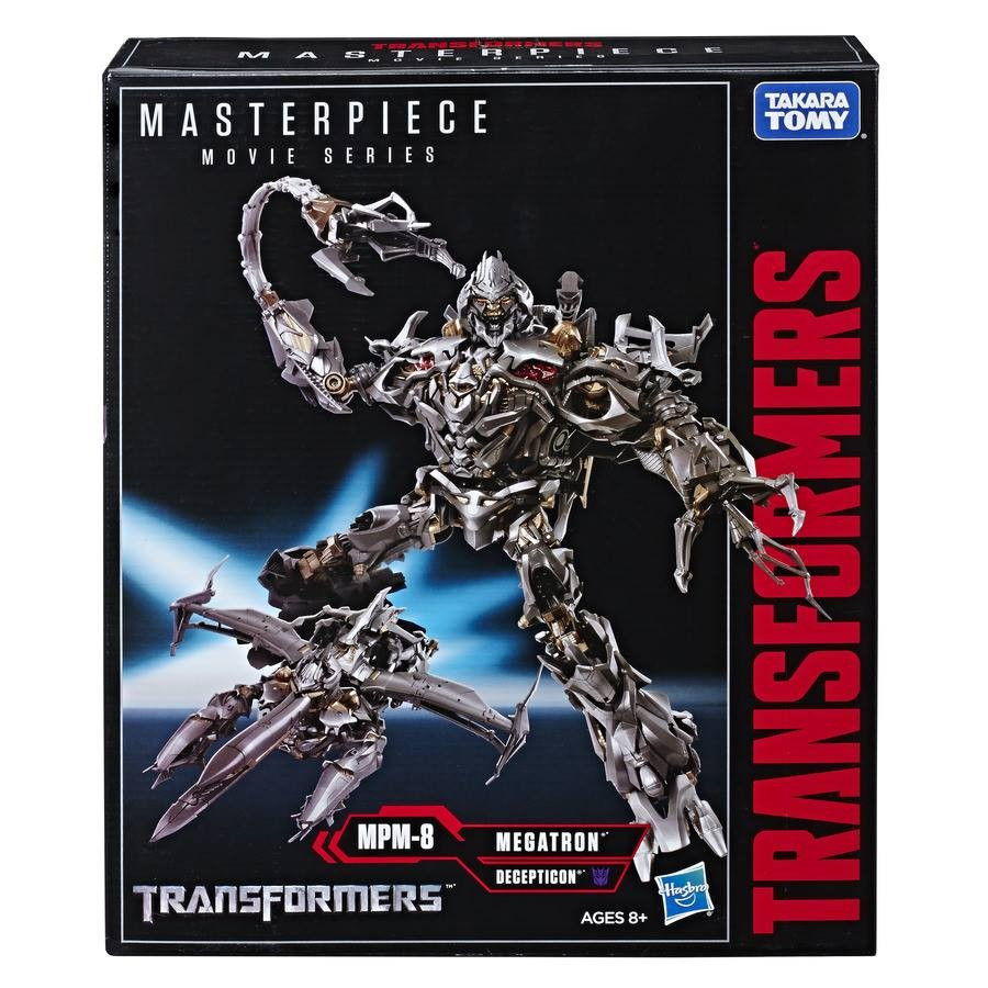 Masterpiece Movie Series - MPM-08 Megatron