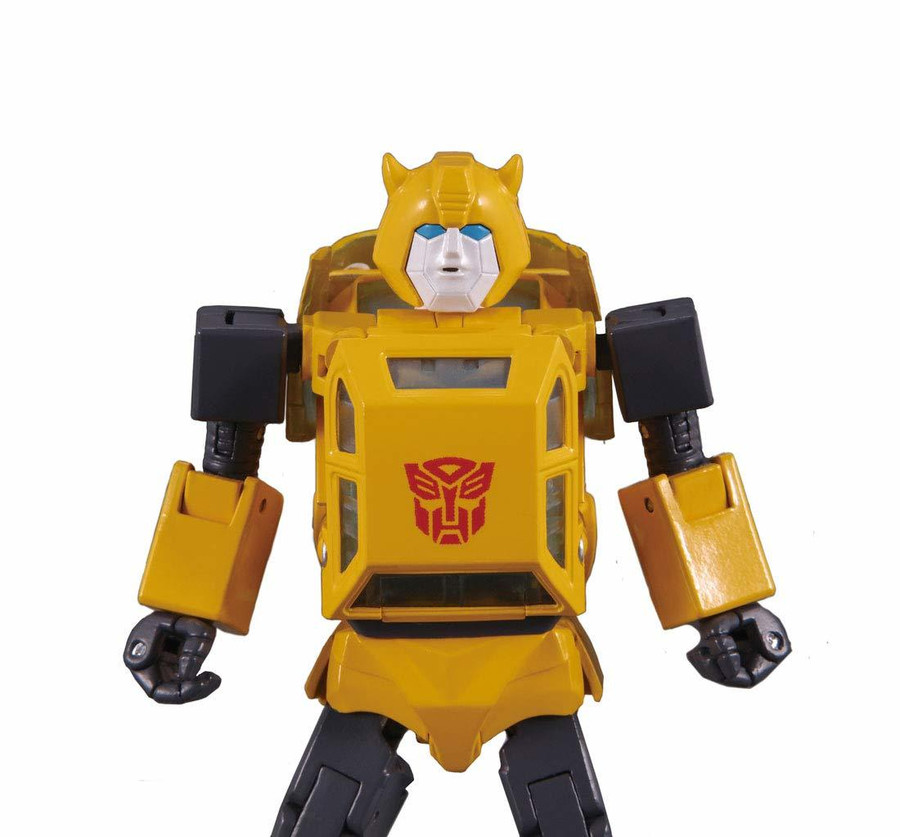 MP-45 Masterpiece Bumblebee Version 2.0