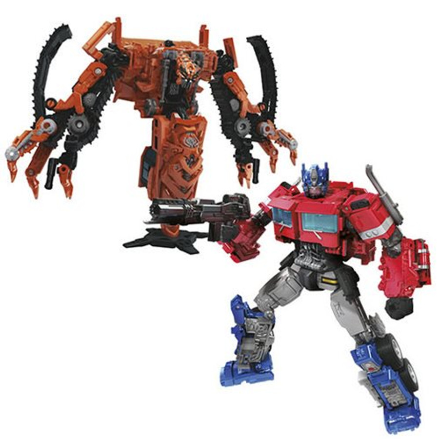 Transformers Generations Studio Series - Voyager Wave 6 - Set of 2