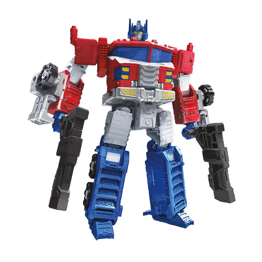 Transformers Generations Siege - Leader Optimus Prime