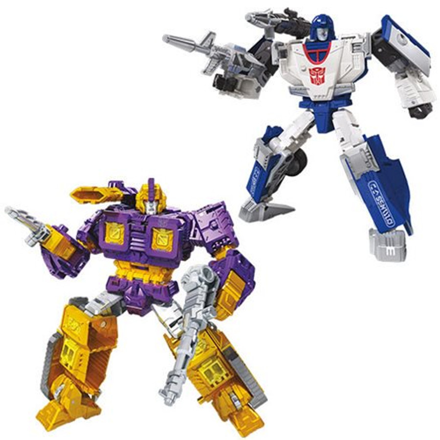 Transformers Generations Siege - Deluxe Wave 4 Set of 3