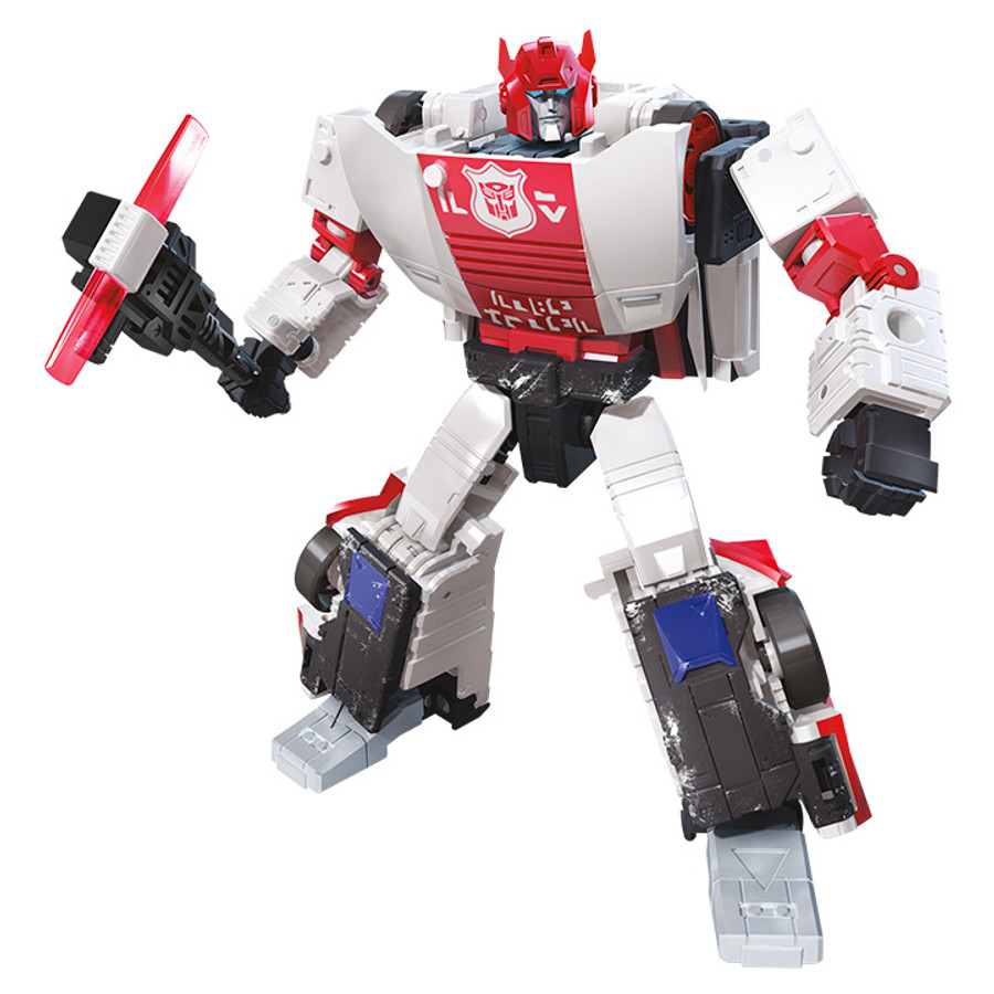 Transformers Generations Siege - Red Alert