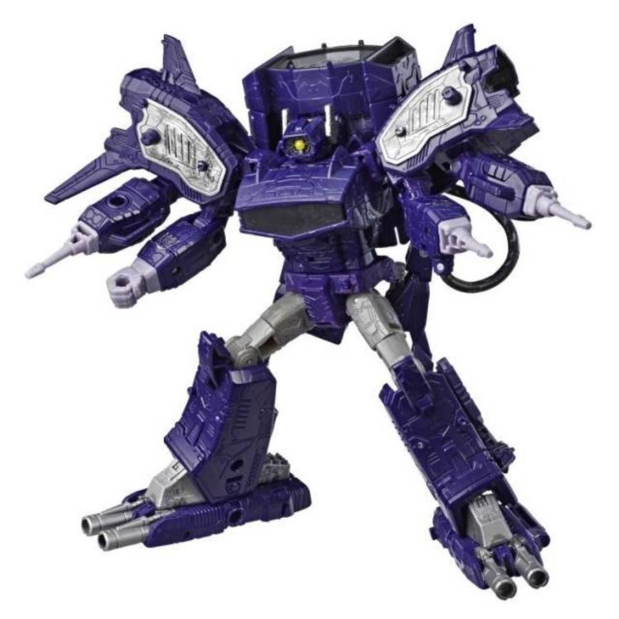 Transformers Generations Siege - Leader Shockwave