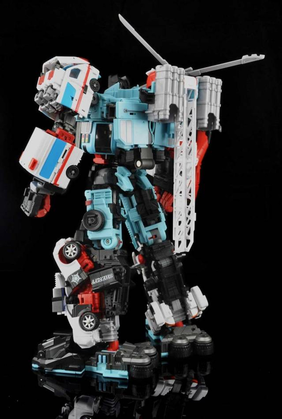 MakeToys - Guardia - Full Set of 5