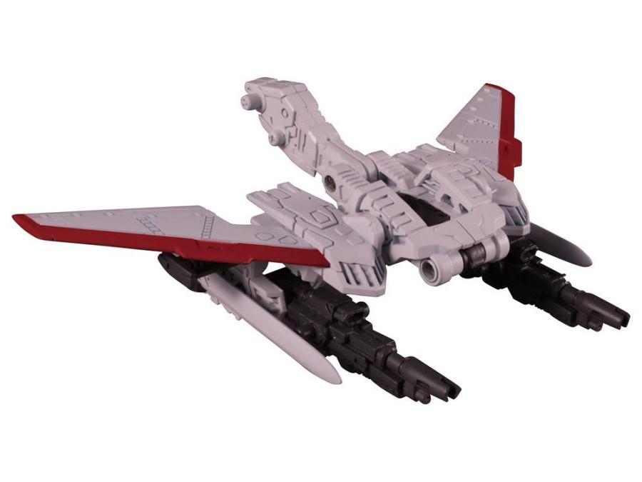 Diaclone Reboot - DA-35 Powered System Sky Jacket (Storm Savers Ver.)