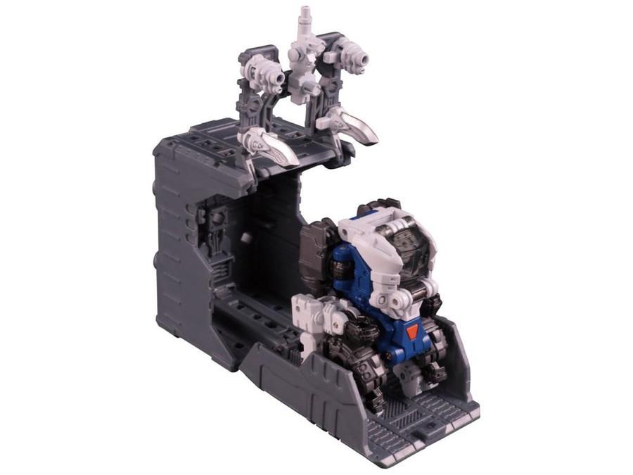 Diaclone Reboot - DA-36 Powered System Maneuver Alpha Spartan