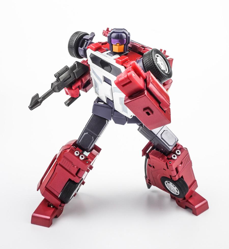 X-Transbots - MX-15 Deathwish