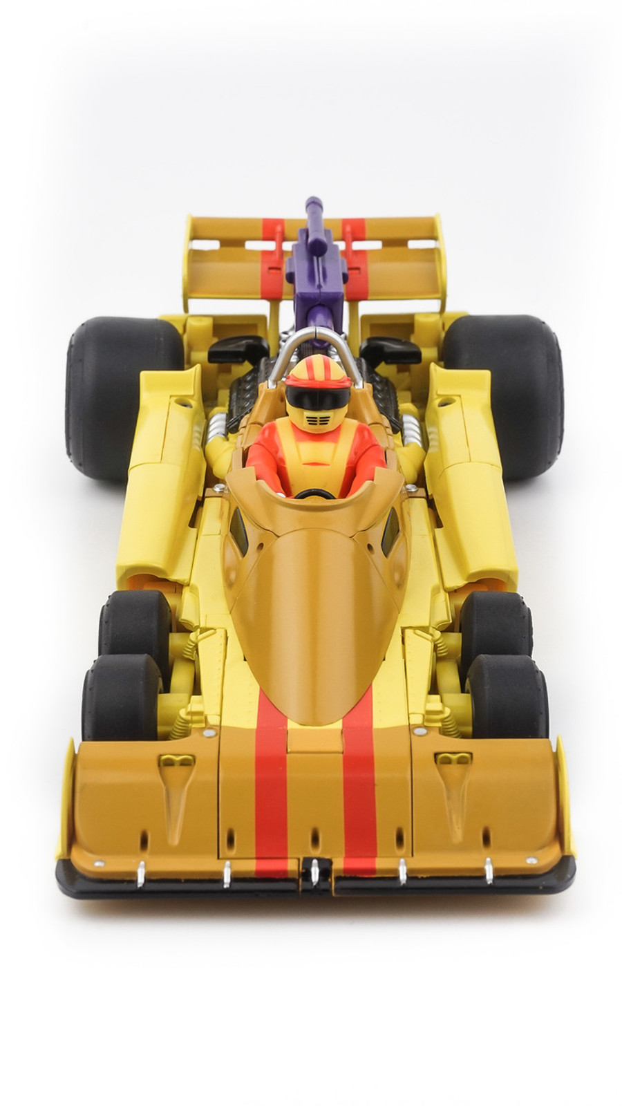 X-Transbots - MX-16 Overheat
