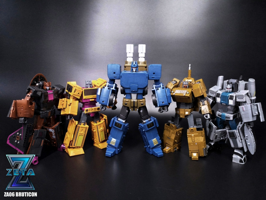 Zeta Toys - ZA-06 Bruticon