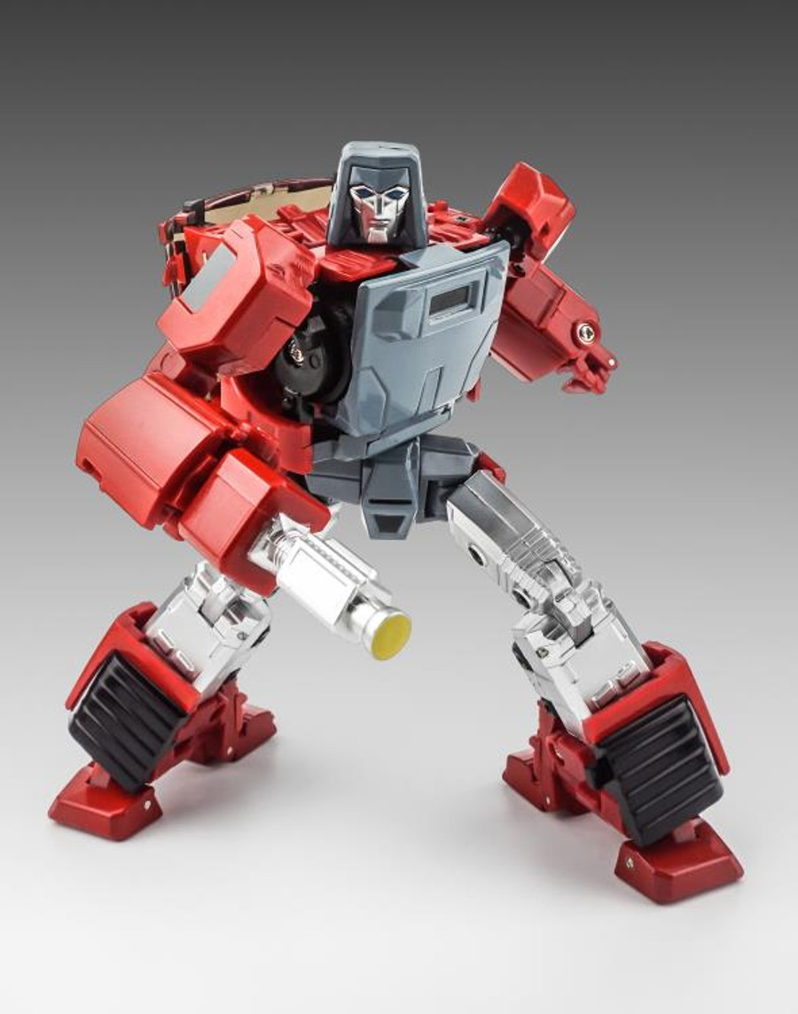 X-Transbots - MX-VI Boost (ComiToon Version)