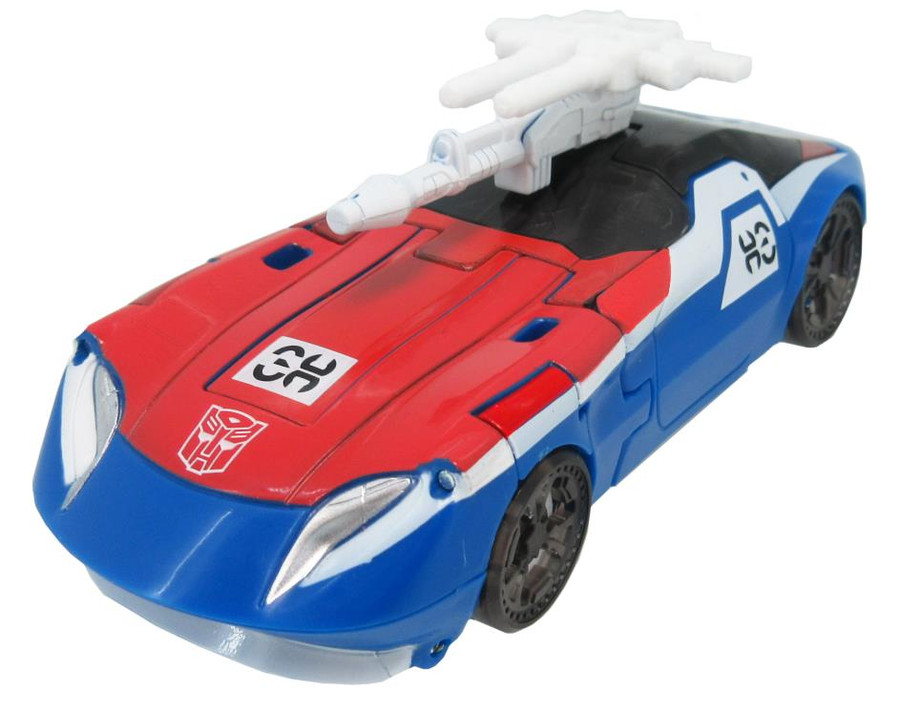 Transformers Generations Selects - Deluxe Smokescreen