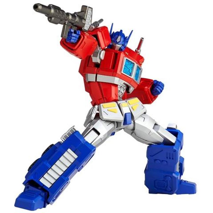 Kaiyodo - Amazing Yamaguchi - Revoltech014: Convoy (Optimus Prime)