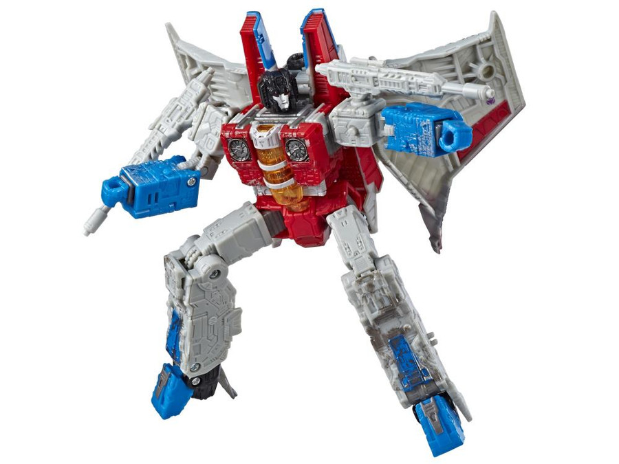 Transformers Generations Siege - Voyager Starscream