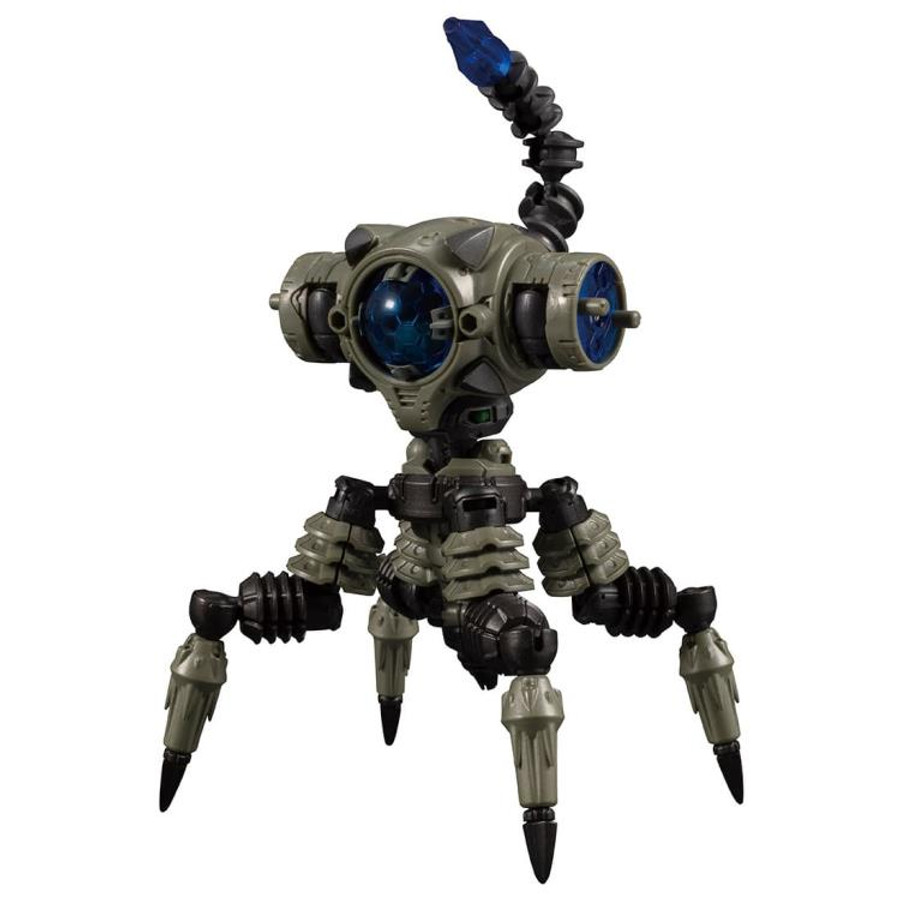Diaclone Reboot - DA-38 Waruder Raider Bug Head
