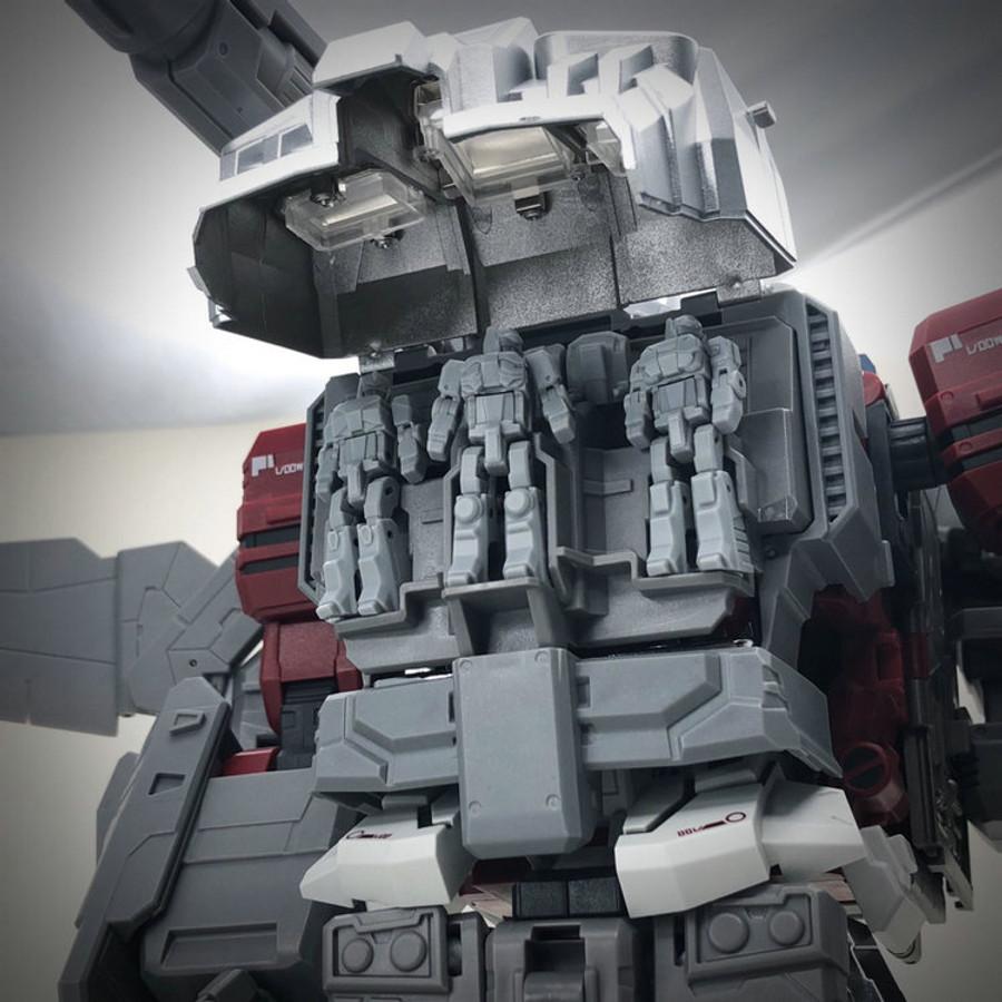 Fans Hobby - Master Builder MB-11 God Armor