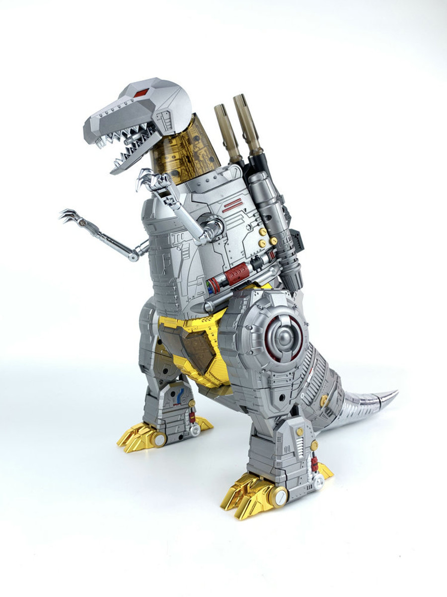 Giga Power - Gigasaurs - HQ01R Superator - Chrome