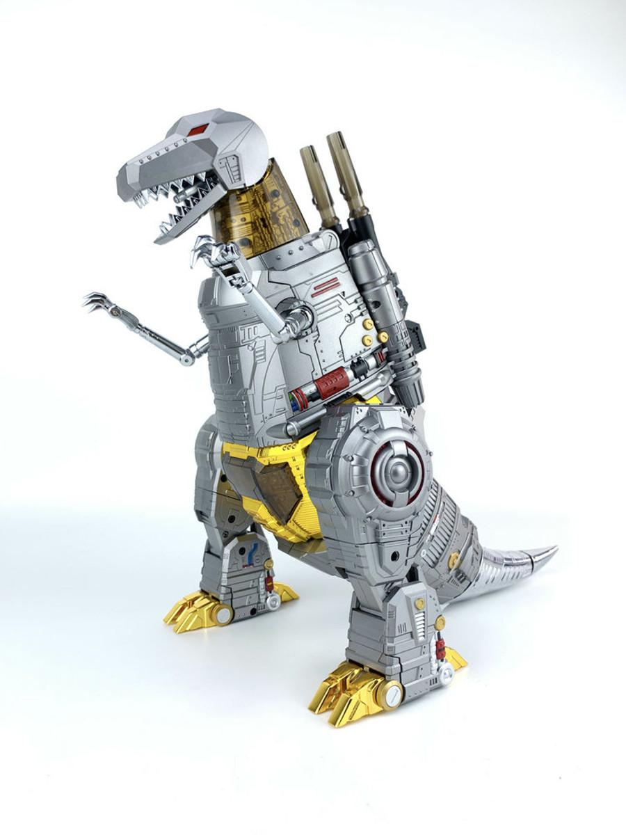 Giga Power - Gigasaurs - HQ01 Superator - Metallic
