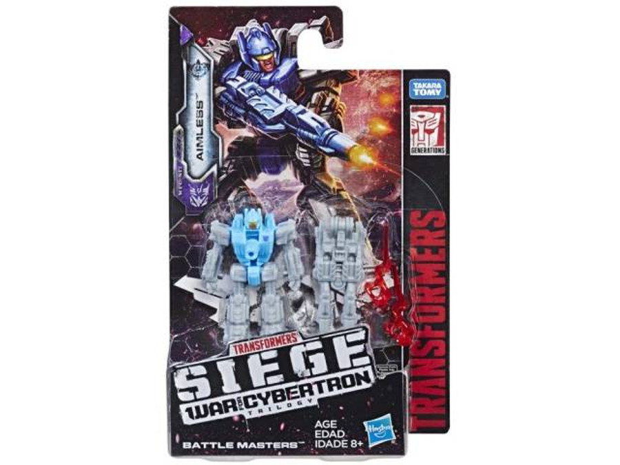 Transformers Generations Siege - Battlemasters Aimless