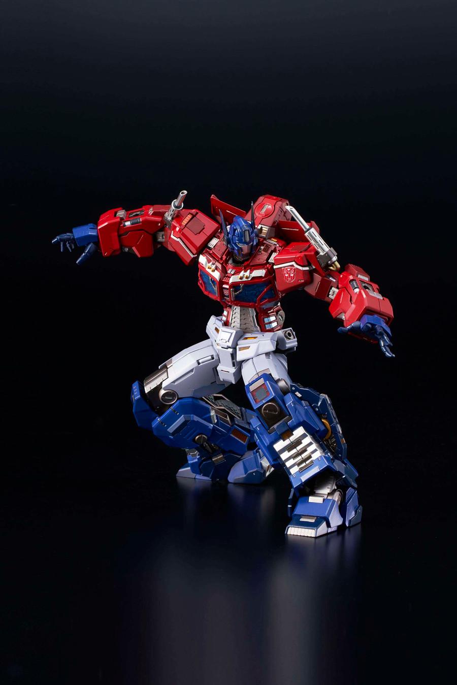 Flame Toys - Transformers Optimus Prime