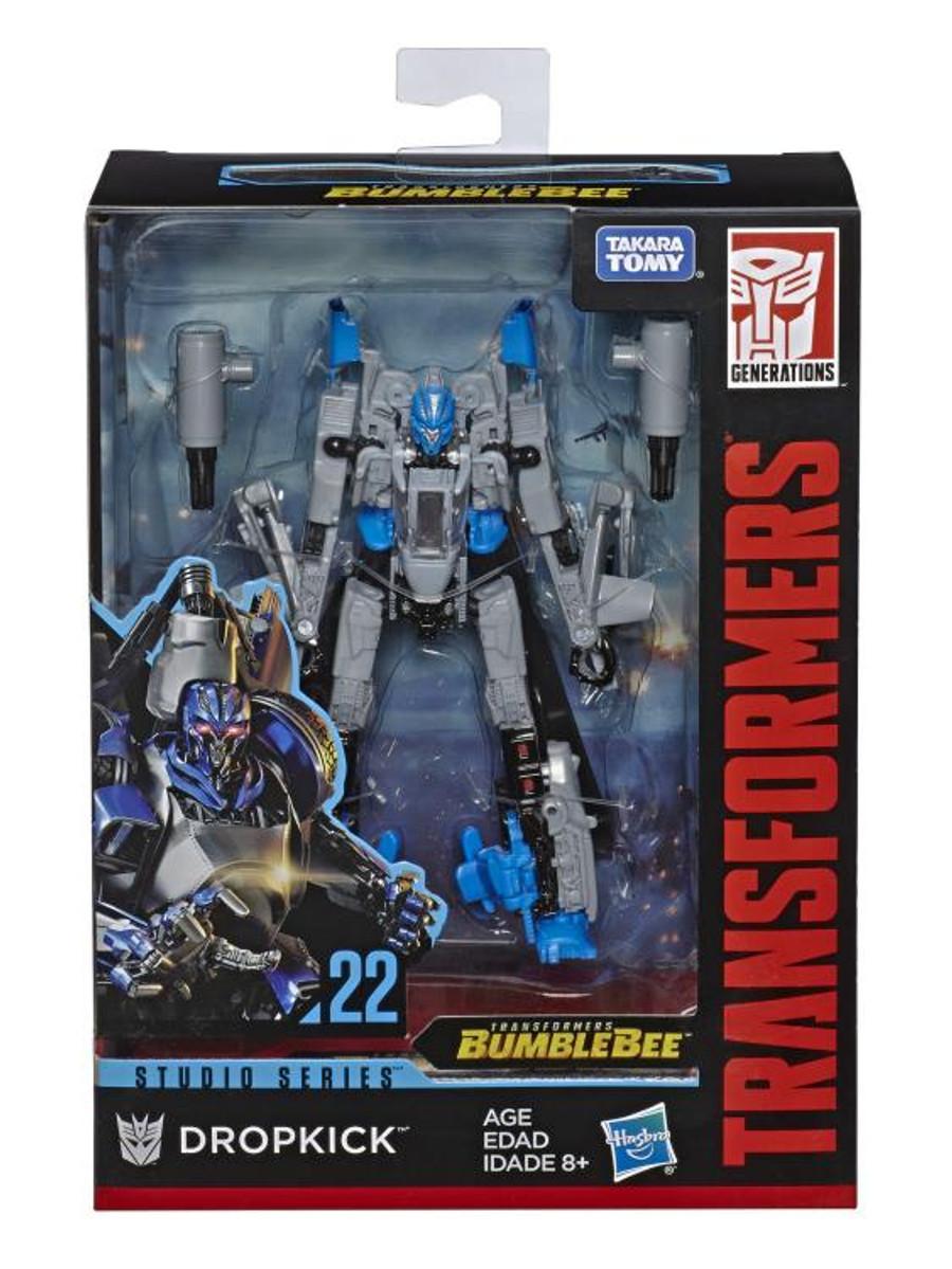 Transformers Generations Studio Series - Deluxe Dropkick