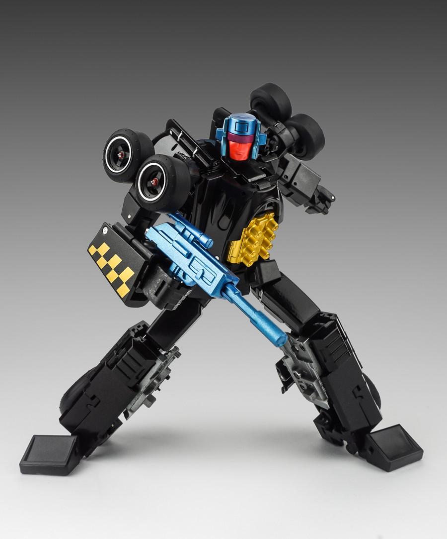 X-Transbots - MX-16 G2 Overheat (TFcon)