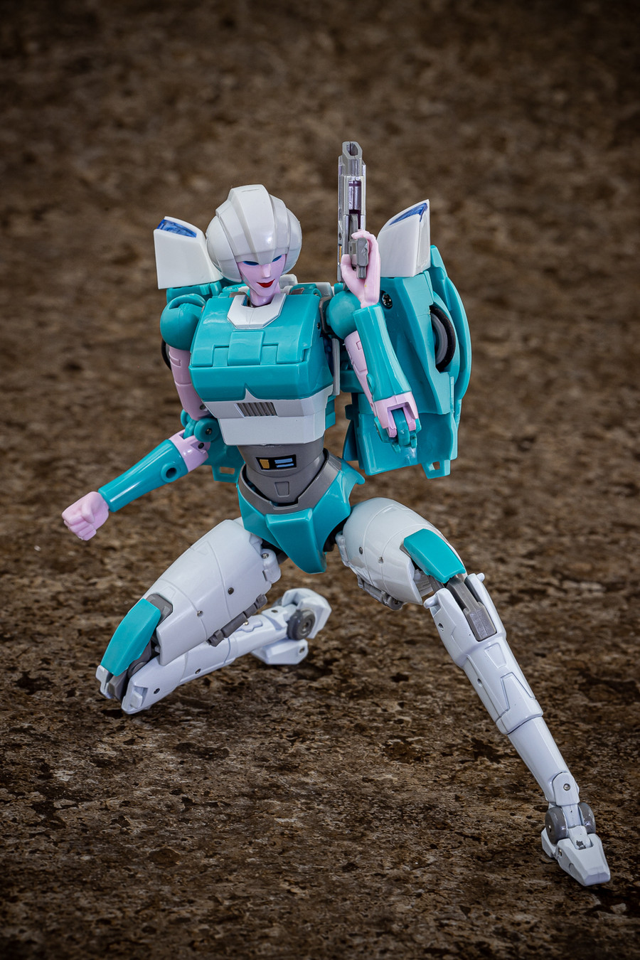 Ocular Max - Perfection Series - PS-18 Zinnia (TFcon)