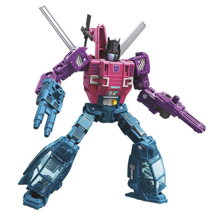 Transformers Generations Siege - Deluxe Spinister