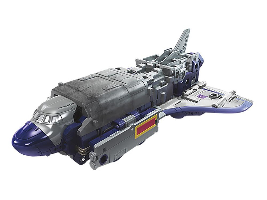 Transformers Generations Siege - Leader Astrotrain