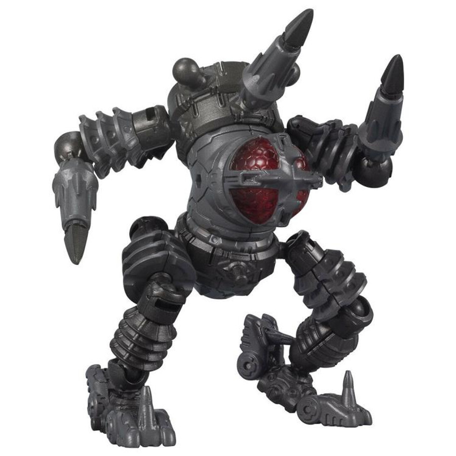 Diaclone Reboot - DA-43 Waruder Raider Bug Head (Dark Cathode Type) Exclusive