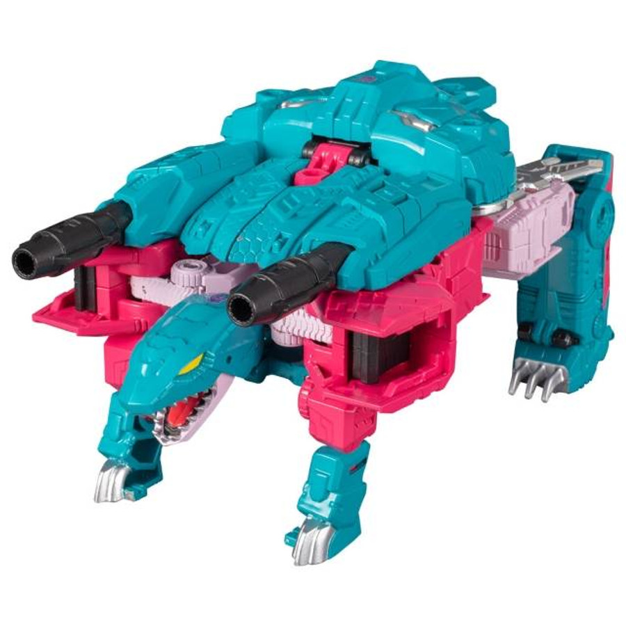 Takara Transformers Generations Selects - King Poseidon - Turtler (Takara Tomy Mall Exclusive)