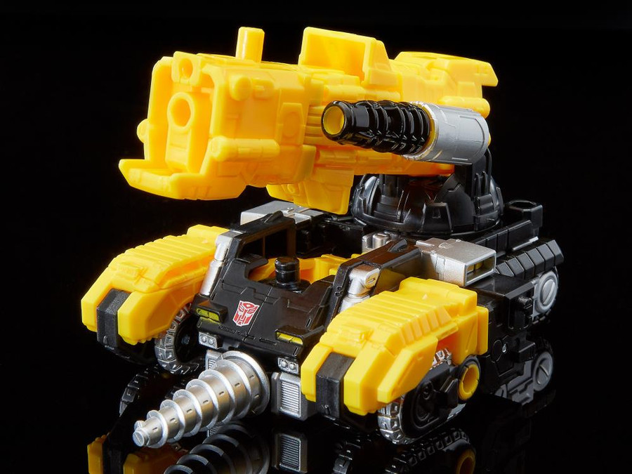 Transformers Generations Selects - Deluxe Powerdasher Drill Zetar (Exclusive)