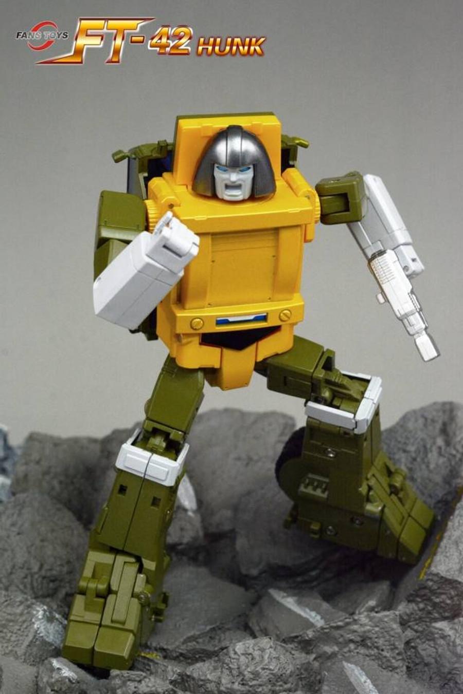 Fans Toys - FT-42 Hunk