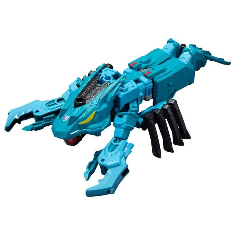Takara Transformers Generations Selects - King Poseidon - Nautilus/Lobclaw (Takara Tomy Mall Exclusive)