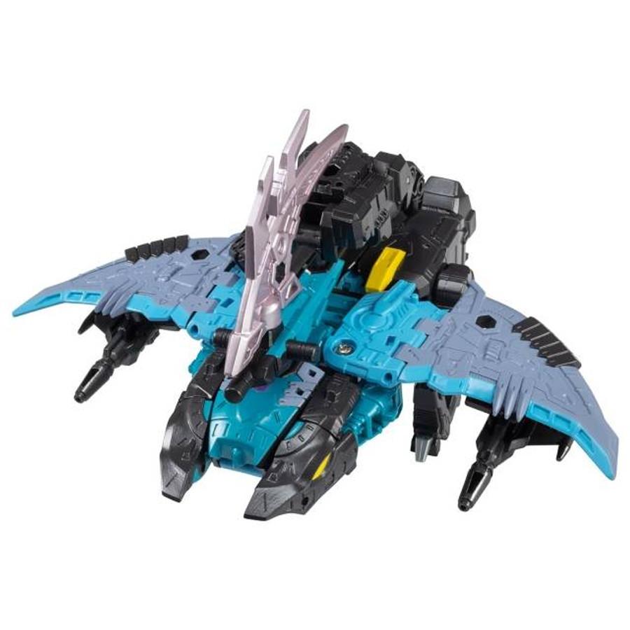 Takara Transformers Generations Selects - King Poseidon - Seawing/Kraken (Takara Tomy Mall Exclusive)