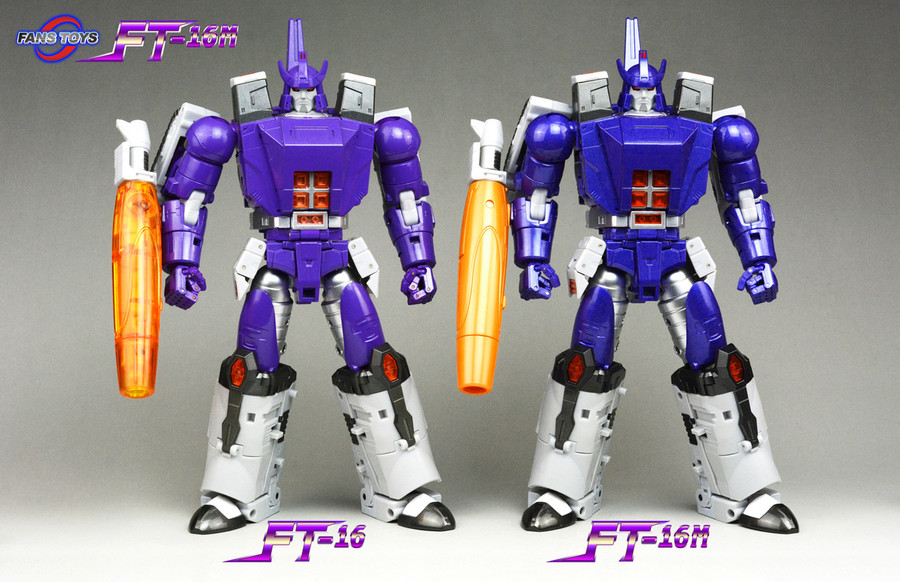 Fans Toys - FT16M Sovereign Limited Edition Color